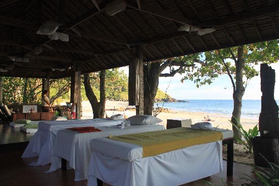 Anda Lanta Resort: spa area