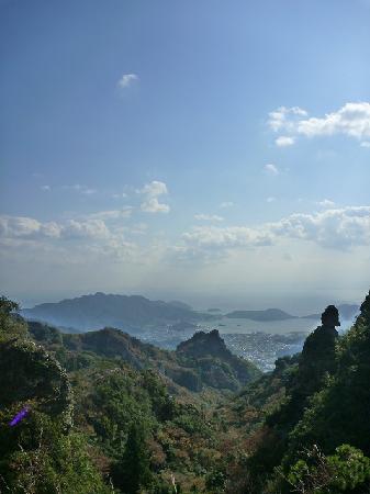 Kankakei Gorge : 日本三大渓谷美