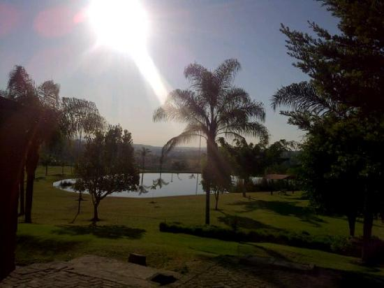 Ingwenyama Conference & Sport Resort : View of some of the rooms