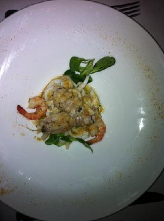 Le Vele: insalata di mare