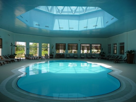 Saphir Palace & Spa: The Immaculate Indoor Pool