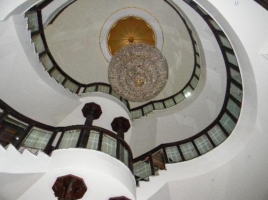 Indraprastha Resort: Staircase
