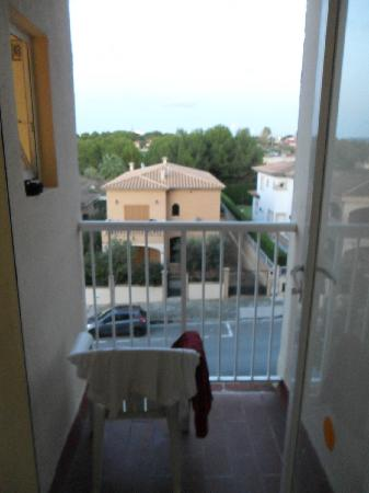 smartline Lancaster : tiny balcony
