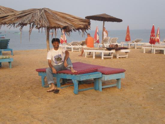 Hotel Goan Heritage: Beach Front