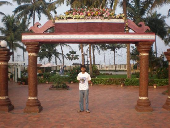 Hotel Goan Heritage: At Venue