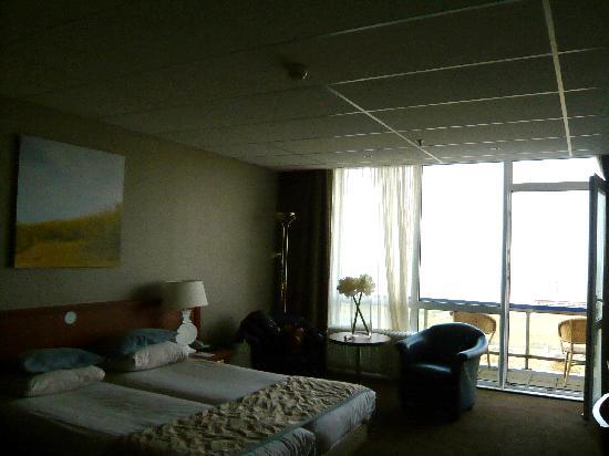 Golden Tulip Noordwijk Beach : Zimmer 313