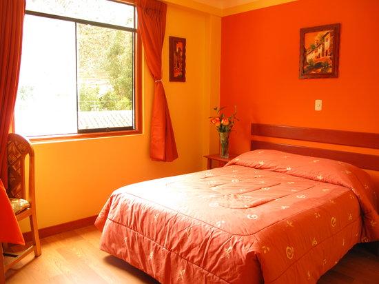 Hotel Casa de Mama Valle: habitacion doble