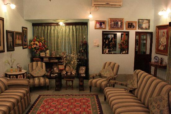 the family drawing room - Picture of Indrashan, Jodhpur - TripAdvisor