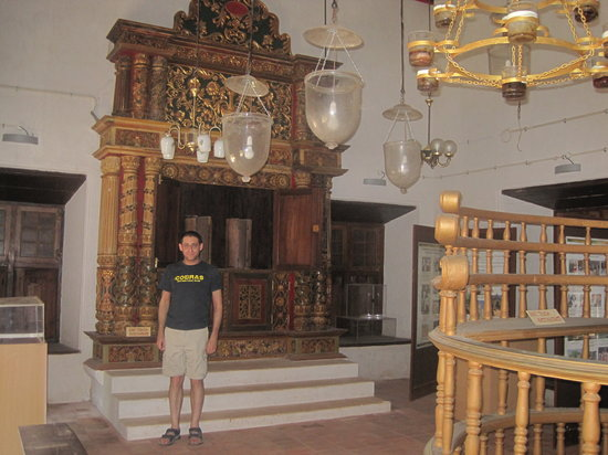 Muziris Heritage - Day Tours: AD 1614