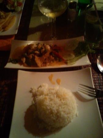Natan's : very good thai dishes