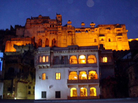 Haveli Braj Bhushanjee, Heritage Hotel