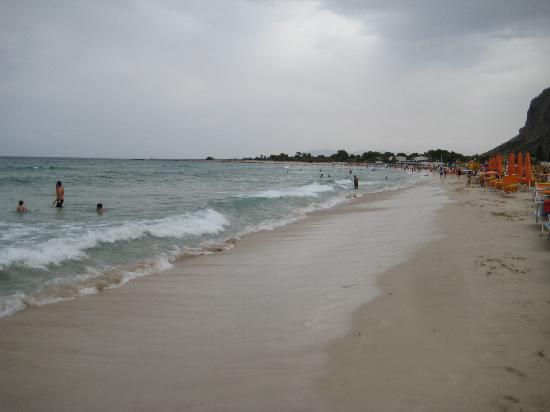 Spiaggia di San Vito lo Capo: San Vito lo Capo