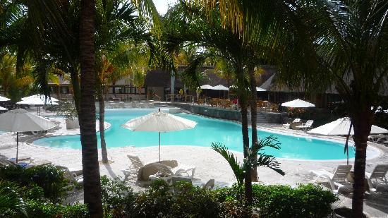 Blumarine Attitude: Vue de la chambre côte piscine