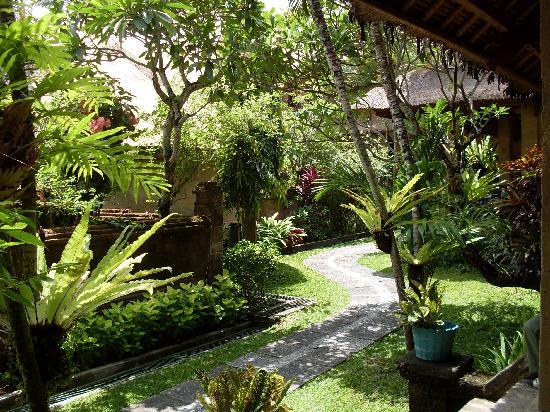 Bali Agung Village: Garten