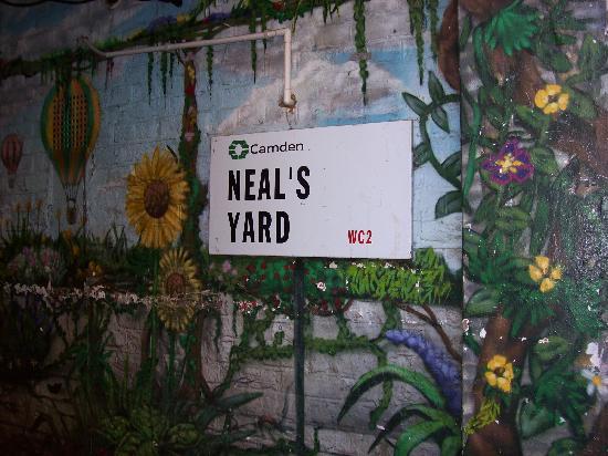 Londres, UK : Neal's Yard