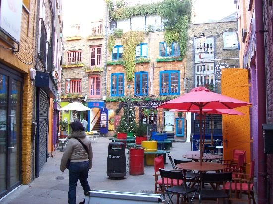 Londres, UK: Neal's Yard