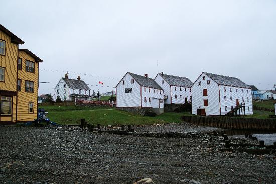 The Harbour Quarters Inn: Harbour Quarters Inn and the Ryan Premises