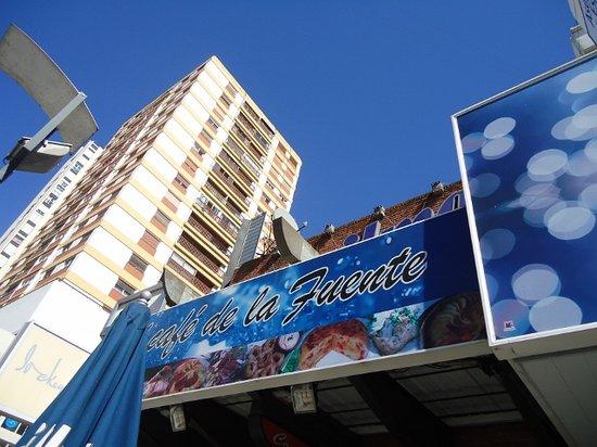 Cafe de la Fuente: Café de la Fuente ,Mar del Plata