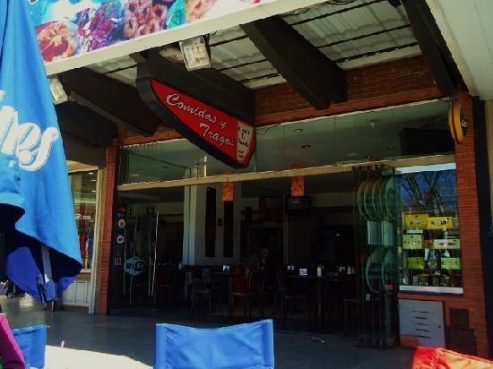 Cafe de la Fuente: Café de la Fuente.