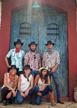 Rancho Chilamate Adventures on Horseback: Cowboy Gear and Photos Included