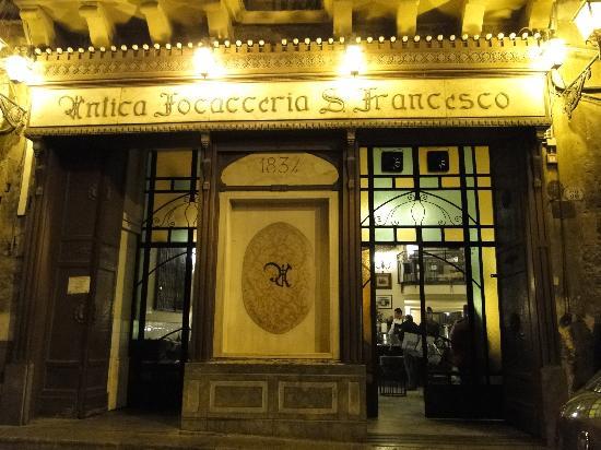Antica Focacceria di San Francesco: 1