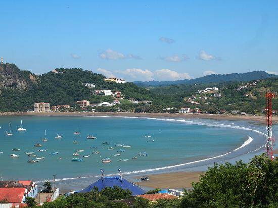 Сан-Хуа -дель-Сур, Никарагуа: The Bay of San Juan del Sur