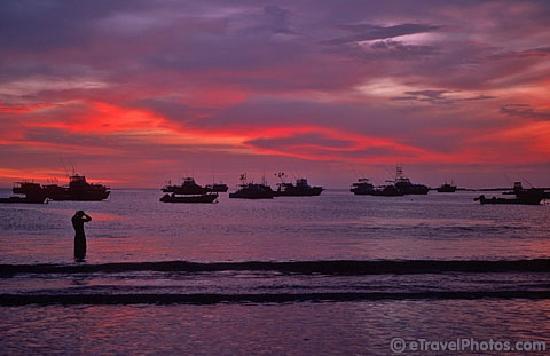 Incredible Pacific Sunsets in San Juan del Sur, Nicaragua