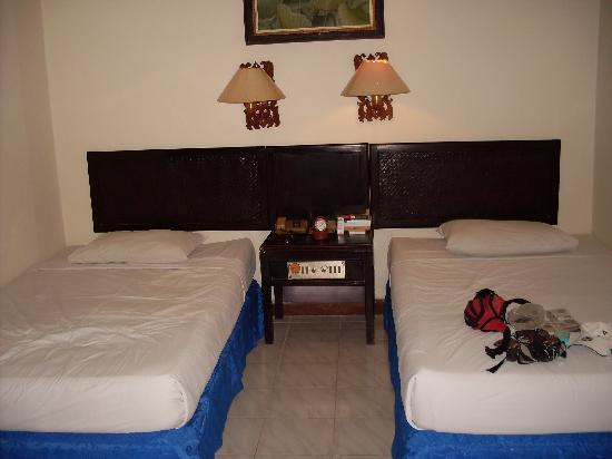 Seminyak Paradiso Hotel: Das war unser Zimmer