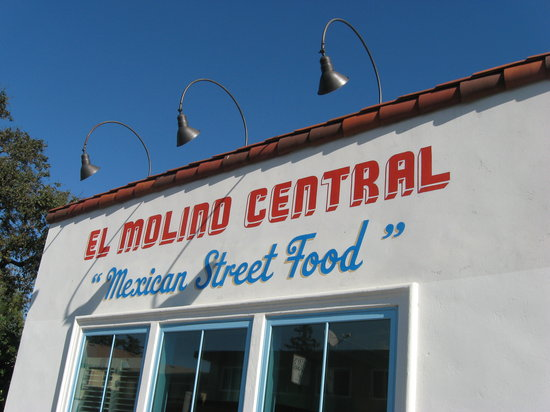 El Molino Central: The Restaurant