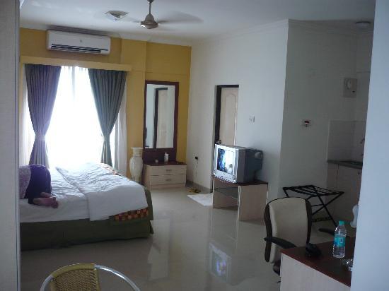 Keys Hotel Nestor : Room wid a View