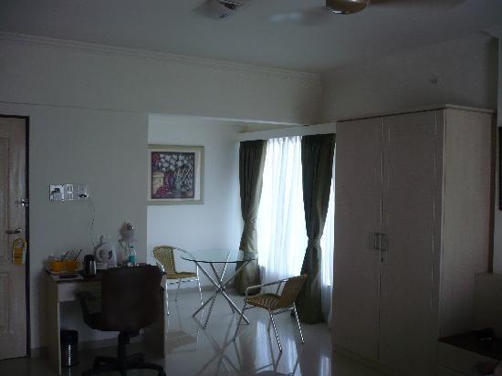 Keys Hotel Nestor : Room wid a View1