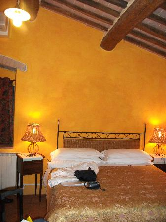 Torre di Ponzano - Chianti area - Tuscany -: The room
