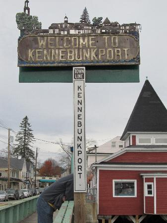 Rhumb Line Resort: kennebunkport shopping