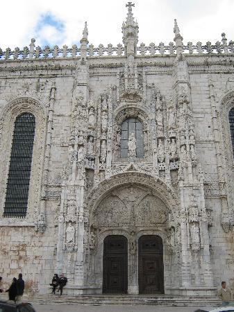 อารามเจโรนิโมส์: Mosteiro dos Jerônimos