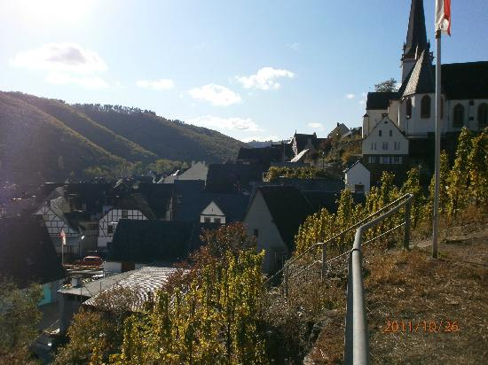 Klotten on the Mosel