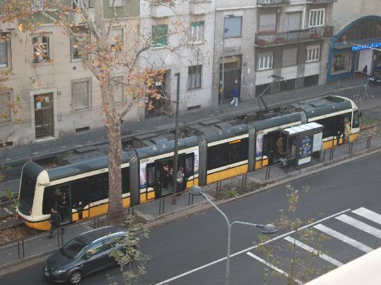 Best Western Hotel Mirage: The Tram Stop
