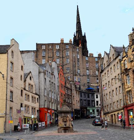 Stay Edinburgh City Apartments - Royal Mile: Edinburgh street