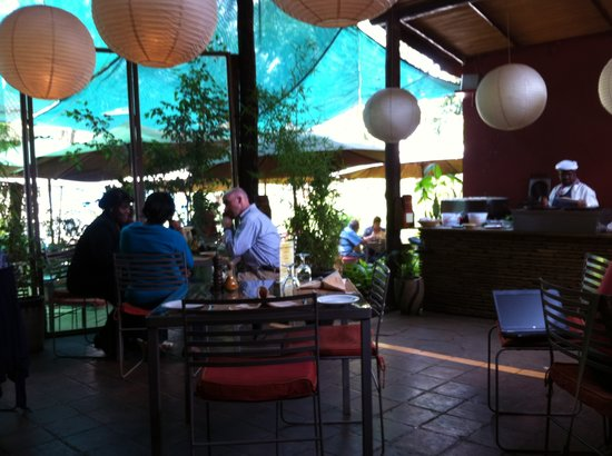 Top 10 restaurants in Nanyuki Town, Kenya
