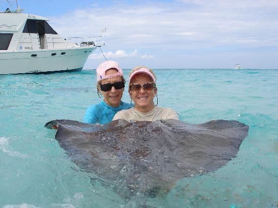 """Carib Select Watersports & Photos: """"Grandma"""" and I"""