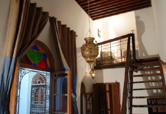 Riad Fez Yamanda: Duplex Room