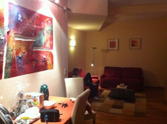 Apart Hotel Rosmarin: Apart 1-st  floor