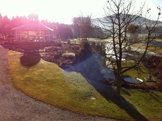 Bodenmais, Allemagne : Gartenblick