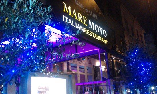 Mare Moto London