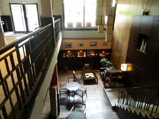 Ribera Sur Hotel: lobby