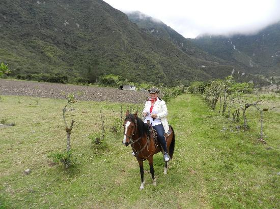 Hotel Quito: Out for a ride