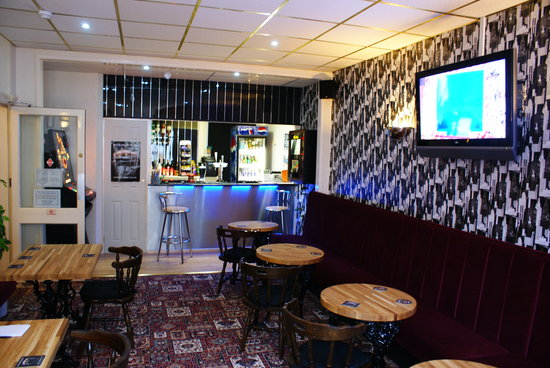 The Beverley Bar