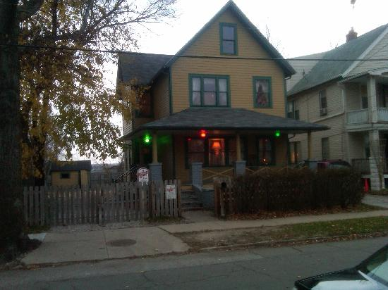A Christmas Story House: This is the place!