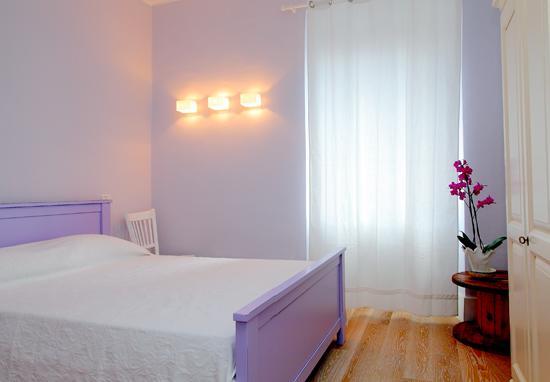 B&B Le Camere Del Bocconcino: camera matrimoniale