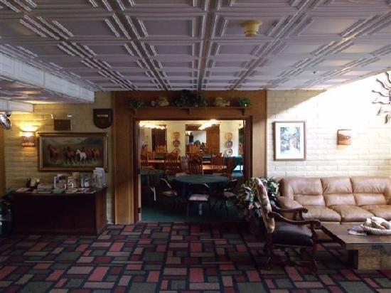 Sun Canyon Inn: Lobby and Meeting room