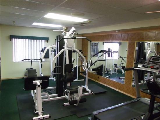 Sun Canyon Inn: Our Exercise Facility